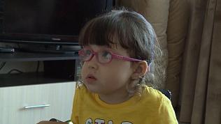 Медиахолдинг ОТВ призывает помочь трёхлетней Юле со сложной болезнью