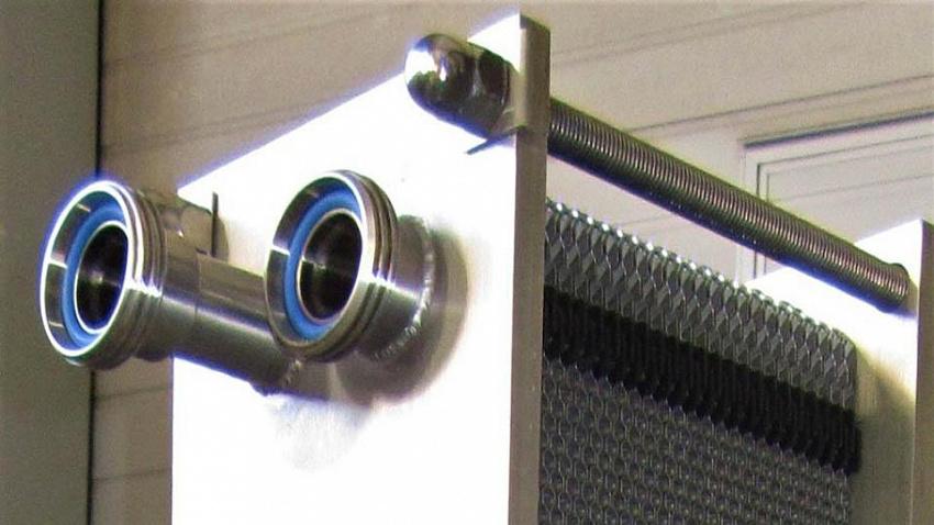 Принципы работы и устройства пластинчатого теплообменника