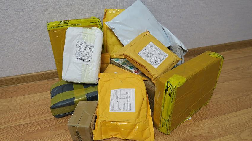 Заказы с AliExpress от разных продавцов будут доставлять в одной посылке