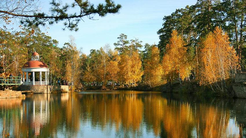 Бабье лето придет в Челябинск в середине сентября