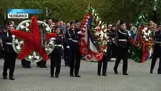 В Челябинске почтили память жертв Беслана