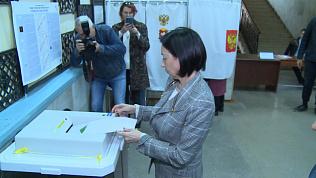 ВРИП главы города Наталья Котова сделала свой выбор