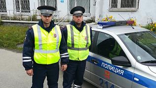Девушка потеряла сознание на трассе в Челябинской области