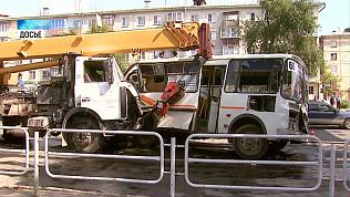 Большегрузам могут запретить движение по Челябинску