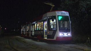 Жители Челябинска протестировали новый трамвай
