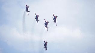 На авиашоу «Стрижей» собрался весь Челябинск