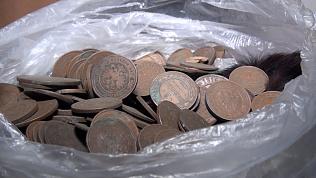 Дореволюционный клад нашел в своем доме житель Троицка