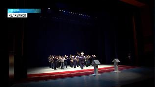 В театре драмы прошла репетиция инаугурации губернатора