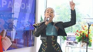 Школьница из Челябинска вышла в финал Евровидения