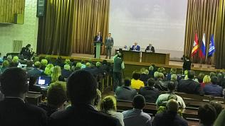 «Единая Россия» выбрала кандидата от партии в спикеры гордумы