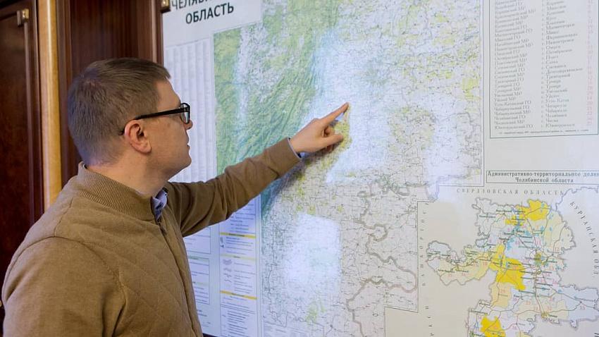 Алексей Текслер проследит за тем, чтобы в домах южноуральцев было тепло