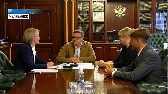 Алексей Текслер встретился с новыми министрами