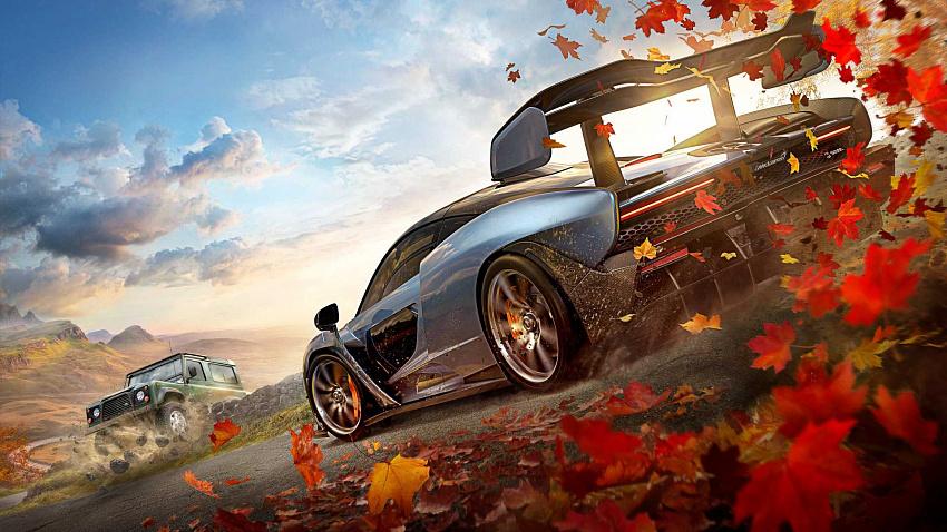 Forza Horizon 4: полный комплект дополнений