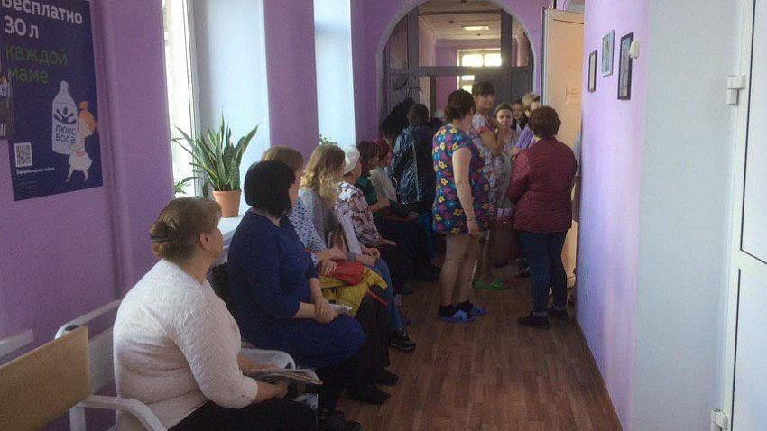 В больнице Еманжелинска отмечен дефицит врачей