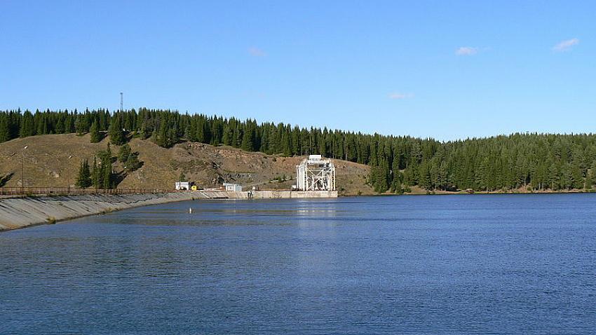 Нязепетровское водохранилище восполнит дефицит воды в Екатеринбурге