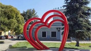 «Сердца новобрачных» появятся в Челябинске