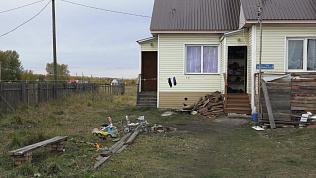 Детей-сирот поселили в бараки в Кунашакском районе