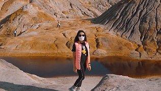 Туристы покоряют уральский Марс