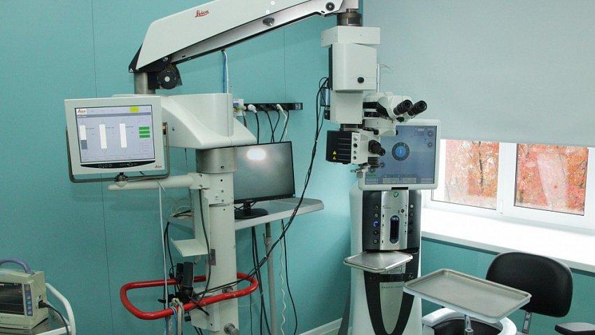 В Челябинске планируют почти вдвое увеличить количество операций на глаза