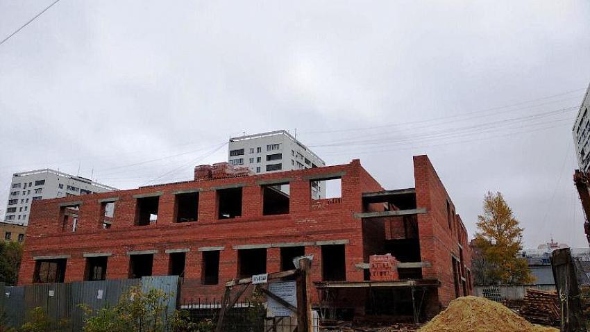 Армянская диаспора поможет достроить детский сад в центре Челябинска