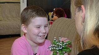 Храбрая Алиса: 7-летняя девочка из Челябинска победила рак