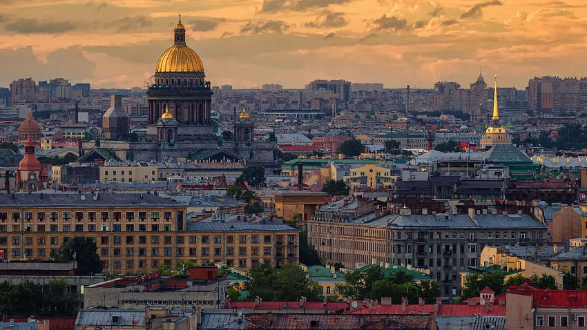 Какой бывает элитная недвижимость в Санкт-Петербурге
