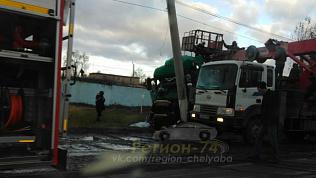 Водитель лесовоза погиб в ДТП на Свердловском тракте