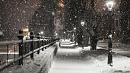 Зима окончательно пришла на территорию области