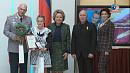 Юная героиня из Златоуста получила медаль в Совете Федерации