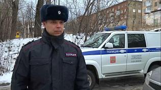 Полицейский спас жизнь жителю Златоуста