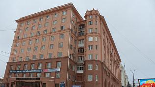 Скандальный ремонт дома в центре Челябинска завершён