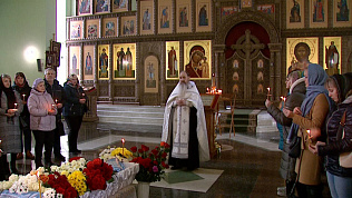 В Челябинске простились со Львом Холодилиным