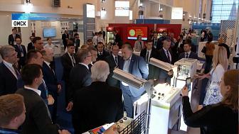 Компании региона представляют свои разработки в Омске