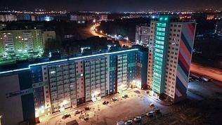 Жители не сданного в эксплуатацию подъезда в Челябинске живут без отопления