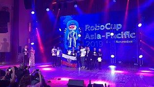 Команды из Челябинска заняли призовые места в чемпионате по робототехнике RoboCup