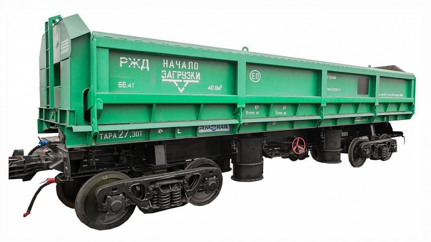 Особенности перевозки грузов в полувагонах