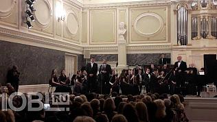 «Поднимет планку культурной жизни»: челябинский симфонический оркестр  выступил в Санкт-Петербурге