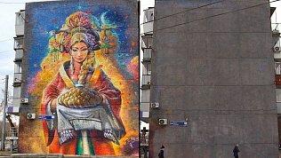 Битва за красоту: художники пытаются восстановить граффити из-под серой краски