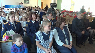 Лизу Маслакову наградили медалью «Доблесть и отвага»