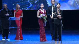 Корреспондент и ведущая ОТВ взяла престижную награду ТЭФИ