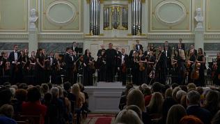 Челябинский симфонический оркестр: дебют в Петербурге