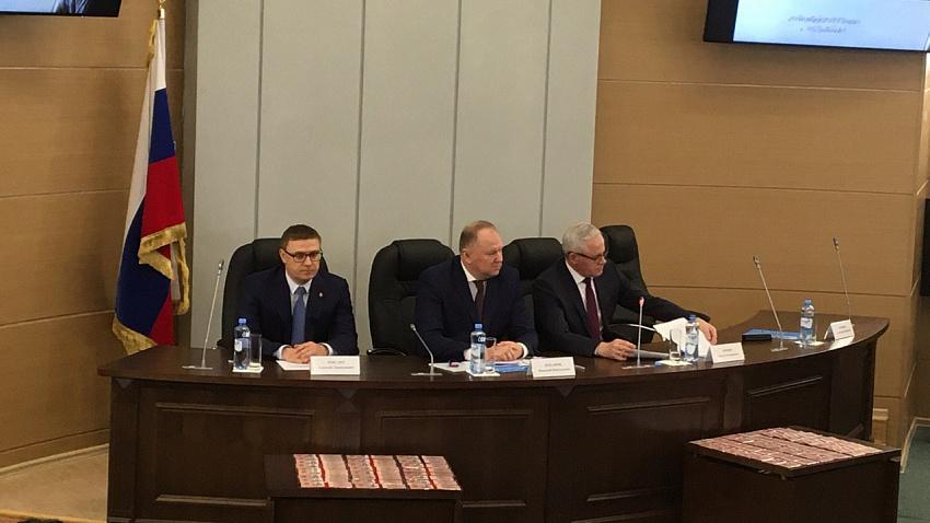 Полпред президента в УрФО Николай Цуканов открыл в Челябинске главный суд Большого Урала