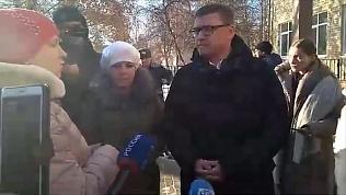 Коммунальная катастрофа в военном городке Чебаркуля: губернатор разбирается на месте