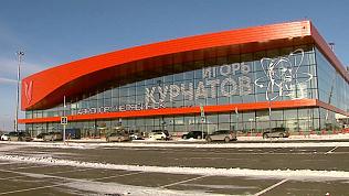 Алексей Текслер показал видео нового аэропорта в ВК
