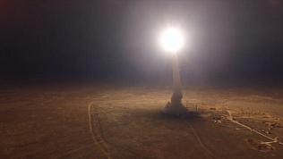 Запуск ракеты «Тополь-М» озадачил жителей нескольких регионов России