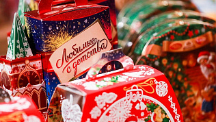 Роспотребнадзор рассказал, как выбрать сладкий новогодний подарок