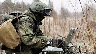 Военные испытали новейшую систему обнаружения в Челябинской области