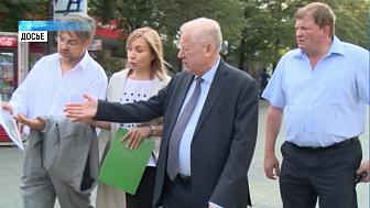 Экс-мэра Евгения Тефтелева задержали силовики