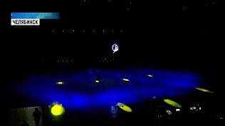 В Челябинске прошла губернаторская ёлка для юных атлетов