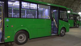 В Снежинске запустят в рейс 5 новых автобусов